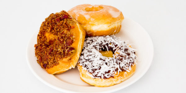 """Rise And Shine At """"Sunrise Donuts"""""""