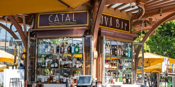Catal UVA Bar - Downtown Disneyland