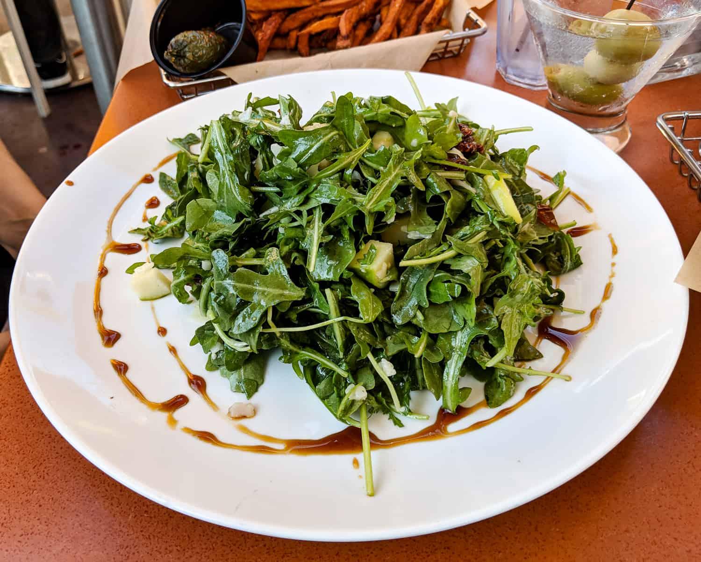 Manchego Salad